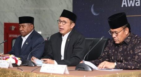 Pemerintah Tetapkan 1 Syawal 1440 H Jatuh pada Rabu 5 Juni 2019