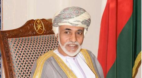 Oman Putuskan Buka Kedutaan Besar di Wilayah Palestina