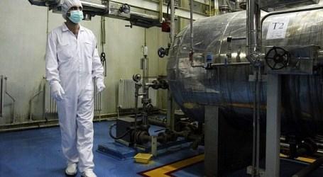 Badan Atom PBB: Cadangan Nuklir Iran Berkembang, Tapi Masih Dalam Batas