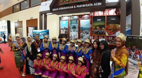 Tari Ratoh Jaroe Semarakkan GWBN 2019 di Jakarta