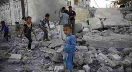 ACLED: 89.600 Orang Tewas di Yaman Sejak 2015