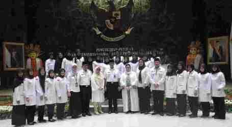 166 Petugas Pendamping Jamaah Haji DKI Jakarta 2019 Dikukuhkan