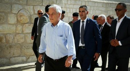 Israel Tangkap Menteri Otoritas Palestina Urusan Yerusalem