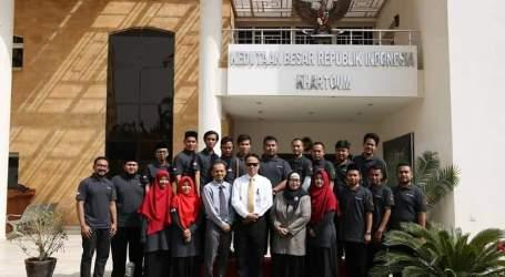 Sebanyak 18 Mahasiswa Indonesia di Sudan Jadi Tim Pendukung PPIH 1440 H