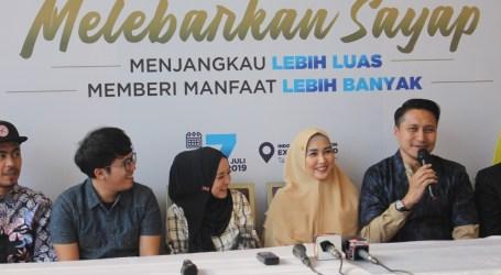 Arie Untung Dukung Emak-Emak Jadi Duta Pemasaran Produk Halal Lokal