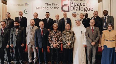 OKI Susun Rencana Aksi Perdamaian dan Dialog di Jakarta
