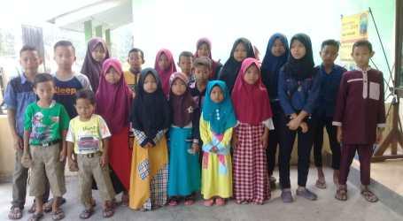 WNI di AS Jadi Orang Tua Asuh Anak Yatim di Lampung