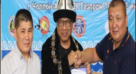 Kyrgyzstan Gelar Kejuaraan Pencak Silat Se-Asia Tengah