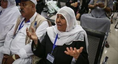 Biaya Haji dari Gaza Capai Rp.55,7 juta