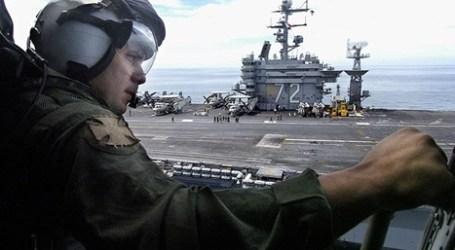 Tentara AS Hilang di Laut Arab
