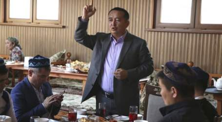 Setuju Hentikan Kampanye Anti-Cina, Aktivis Xinjiang di Kazakhstan Dibebaskan