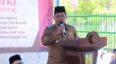 Walikota Banda Aceh Keluarkan Seruan Tutup Toko 10 Menit Sebelum Azan