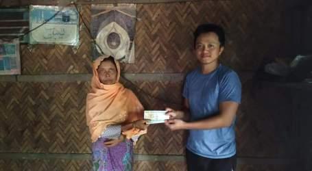 AWG Salurkan Kurban untuk Muslim Rohingya