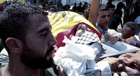 Aksi Penyusupan ke Batas, Tiga Pemuda Gaza Gugur
