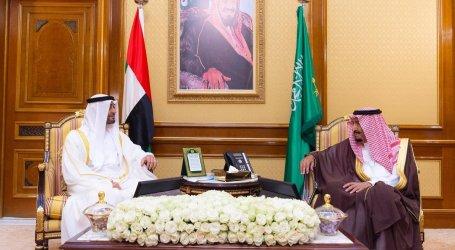 Raja Saudi dan Putra Mahkota Abu Dhabi Bahas Situasi Yaman