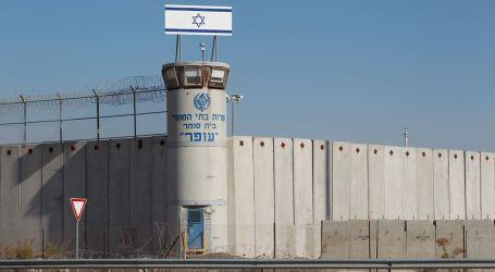 Israel akan Bangun Lebih Banyak Penjara