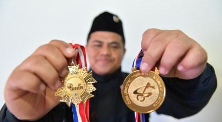 Muhammad Ja'far Hasibuan Penemu Obat Kulit Manusia dan Hewan Jadi Juara Dunia