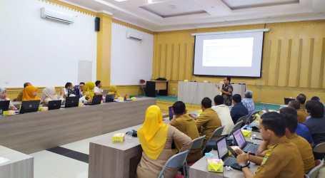 GeRAK Aceh Latih ASN  di Banda Aceh