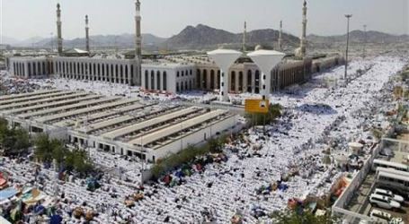 Khutbah Arafah:  Islam Agama Kasih Sayang