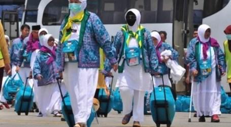 Pemulangan Perdana Jamaah Haji Indonesia 17 Agustus