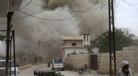 AS Dukung Gencatan Senjata di Idlib Suriah