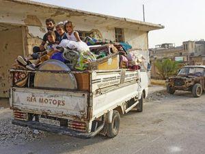 SOHR: Pasukan Suriah Rebut Kembali Lima Desa dari HTS