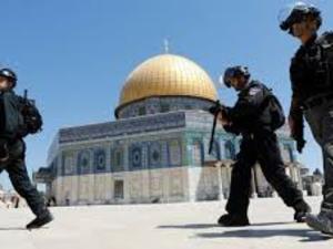 """Kemlu. Yordania Panggil Dubes Israel Protes """"Pelanggaran"""" di Al-Aqsa"""