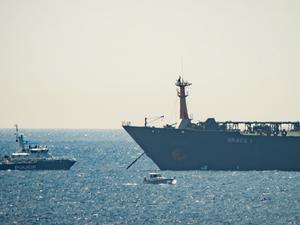 AS Minta Gibraltar Tetap Tahan Tanker Iran