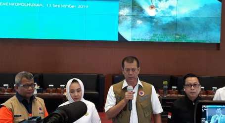 BNPB Terima Laporan Banyak Pejabat Daerah Tak Peduli Karhutla