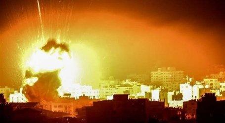 Satu Jam Israel Bom Gaza, Tidak Ada Korban