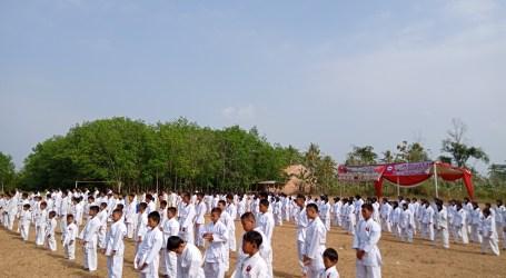 Al-Fatah Muhajirun Tuan Rumah Ujian Kenaikan Sabuk Inkado Lampung