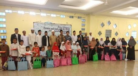 Sekolah Insan Mandiri Cibubur Adakan Santunan Anak Yatim