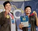 Dua Siswa MAN 1 Yogyakarta Juara Kompetisi Robot di Malaysia