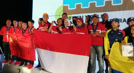Indonesia Juara Dunia Paralayang 2019