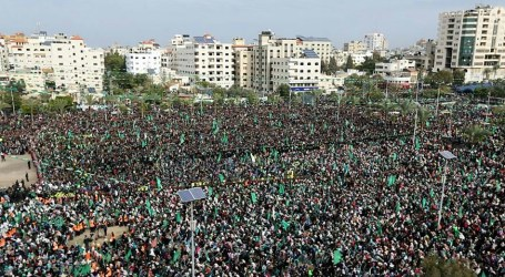 Hamas Setuju Ikut Pemilihan Umum Palestina