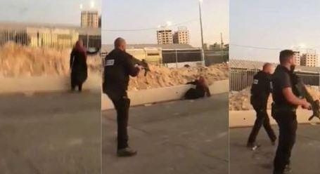 Dengan Dalih Membawa Pisau, Muslimah Palestina Syahid Ditembak Militer Israel