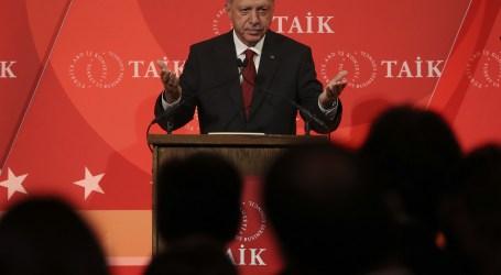Pidato Erdogan di PBB Bahas Isu Regional, Palestina, dan Diplomasi Turki