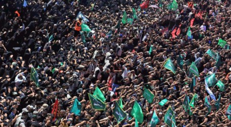 Perayaan Asyura di Karbala Makan Korban Tewas 31 Orang