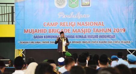 Wagub Jabar : Makmurkan Masjid Melalui Kegiatan Sosial