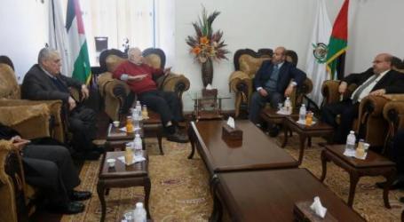 Delegasi Komisi pemilihan Umum Palestina Tiba di Gaza