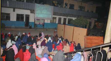 Ponpes Al-Fatah Cileungsi Gelar Nobar Film G30S/PKI