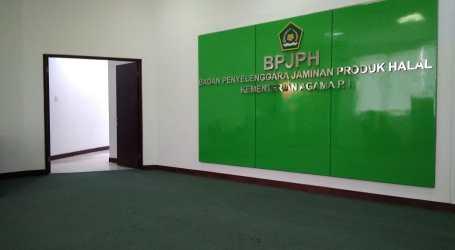 Urusan Sertifikasi Halal ke BPJPH Mulai Kamis (17/10)