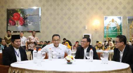 Forum Zakat Gelar Pertemuan antar CEO 2019