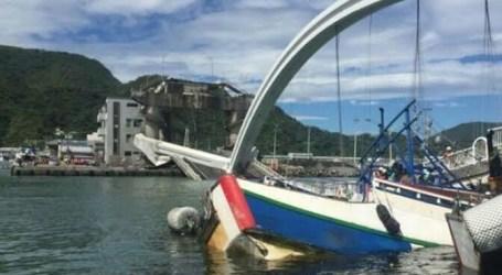 Tiga WNI Meninggal dalam Insiden Jembatan Runtuh di Taiwan