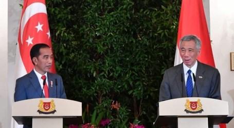 Indonesia-Singapura Sepakati Kerja Sama Pertukaran Data Elektronik