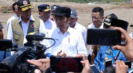 Presiden Minta Proyek Huntap Duyu-Tondo Dipercepat
