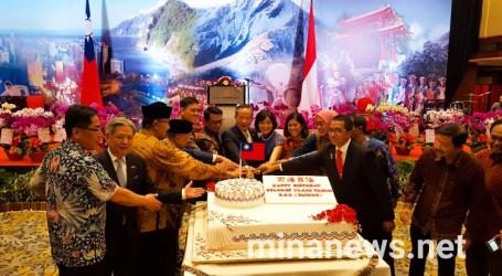 Resepsi Perayaan Hari Nasional Taiwan ke-108 Tahun