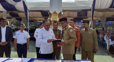 Ratusan Pelajar di Banda Aceh Deklarasi Sekolah Bebas Narkoba