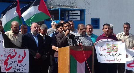 Hamas Seru Semua Faksi Lakukan Intifadah Al-Quds