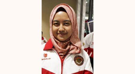 Atlet Muslimah Pinka Zuhdiana Ikuti Kejuaraan Dunia Wingchun Ketiga Kalinya